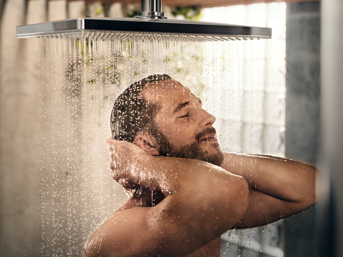 Wasserhahn & Armaturen für Bad, Dusche und Küche | hansgrohe DE